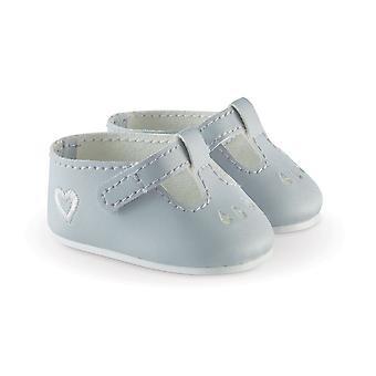 Corolle Mon Grand Poupon-Dolls Schuhe Grau