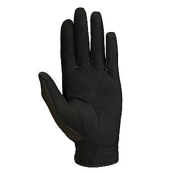 Callaway Golf Mens Opti Grip Breathable Moisture Wicking Gloves- Pair