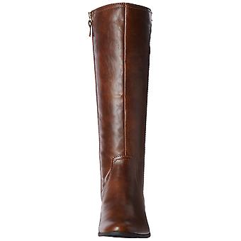 Dr. Scholl's Womens Brilliance Closed Toe Knee High Fashion Boots