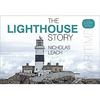 Lighthouse Story by Nicholas Leach