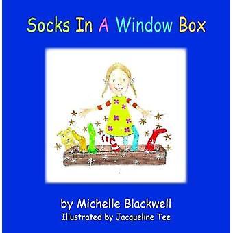 Strumpor i en fönsterruta av Michelle Blackwell - 9781786239853 Bok