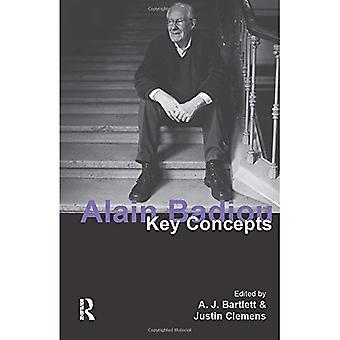 Alain Badiou: Schlüsselbegriffe