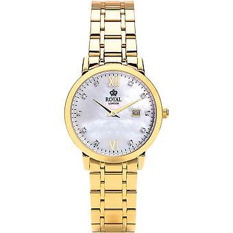 Watch Royal London 21199-07 - Orn e original round woman