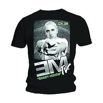 Eminem EM TV Slim Shady Marshall Mathers offizielle t-shirt