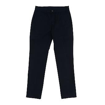 Casual trousers Blue Marine Lacoste men