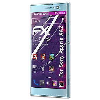 FoliX 3x Folix FoliX 3x Folia ochronna z przezroczystą i elastyczną osłoną ekranu Sony Xperia XA2