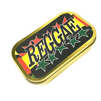 Tobacco case with reggea