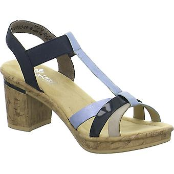 Rieker Sandal V459810 universal summer women shoes
