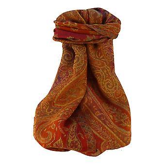 Mens Muffler Scarf 7619 Fine Pashmina Wool by Pashmina & Silk