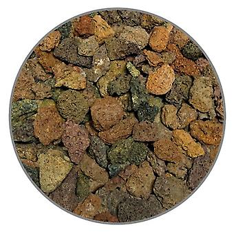 Ica Red Volcanic Gravel 5-10 Mm 25Kg (Fish , Decoration , Gravel & sand)