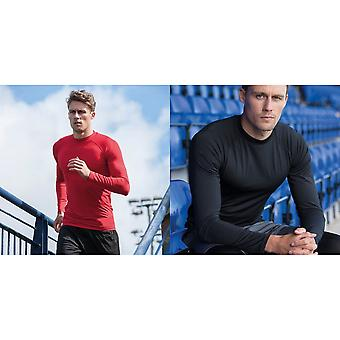 AWDis Just Cool Mens Long Sleeve Baselayer Top