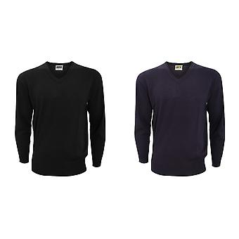RTY Workwear Mens Soft Feel Sweater/Jumper