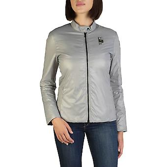 Blauer Original Women Fall/Winter Jacket - Grey Color 35717