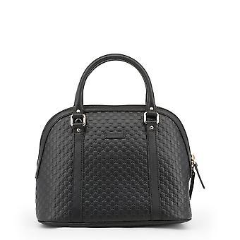 Gucci alkuperäinen naiset ympäri vuoden käsilaukku musta väri - 58504