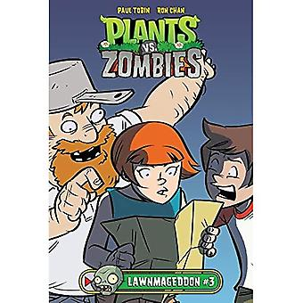 Lawnmageddon #3 (Plants vs. Zombies)