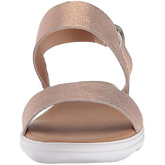 Lucky Brand Womens Madgey Open Toe Casual Slide Sandals