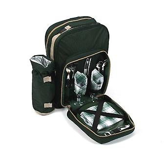 Picnic Backpack Luxury Two Person