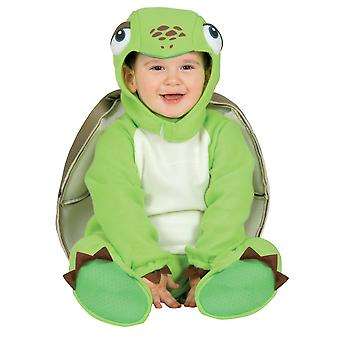 Déguisement petite tortue bébé