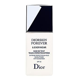 Christian Dior Diorskin Forever & jemals tragen Make-up Base SPF20 001 1oz / 30ml
