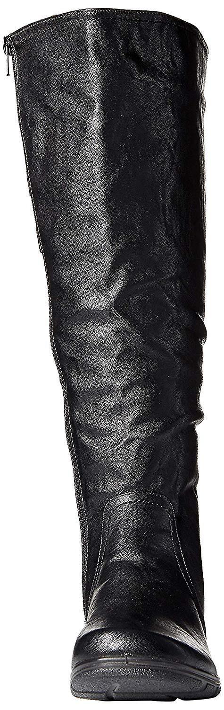 Easy Street Women&s TESS Plus Mid Calf Boot, czarny, 6,5 mln USA xktjq