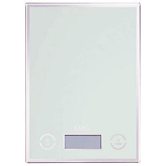 Digital Kitchen Scale LAICA KS1050 LCD White