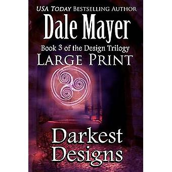 Darkest Designs Large Print by Mayer & Dale