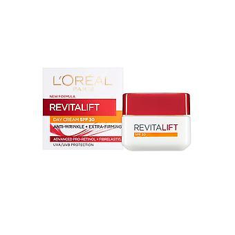 L'Oreal Revitalift Hydrating Face Cream Anti Wrinkle 50ml Pro-Retinol SPF30