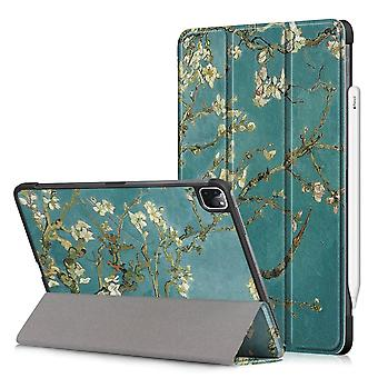 Apple iPad Pro 11 (2020) Slim fit tri-fold case - Peach Blossom