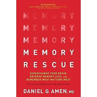 Memory Rescue by Daniel Amen - 9781496425614 Book