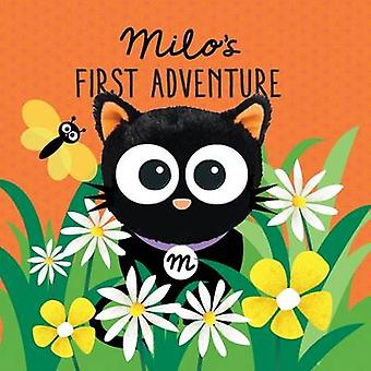 Milo's First Adventure Puppet Book by Sarah Harman - 9781910851326 Bo