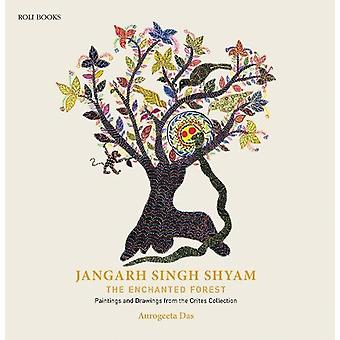 Jangarh Singh Shyam - The Enchanted Forest - Paintings And Drawings Fro