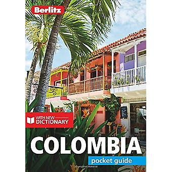 Berlitz Pocket Guide Colombia (Travel Guide with Dictionary) - 978178