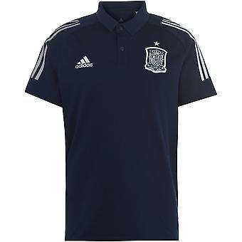 adidas Spain Polo Shirt Mens