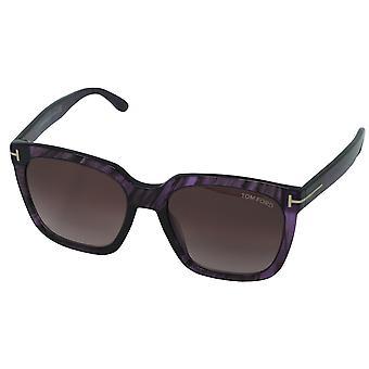 Tom Ford Amarra Sunglasses FT0502 83T