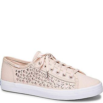 Keds Women's Shoes Kickstart Irr stud Fabric Low Top Lace Up Fashion Sneakers