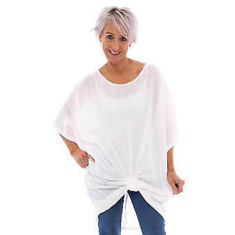 Made In Italy Yardley Knot Tunic
