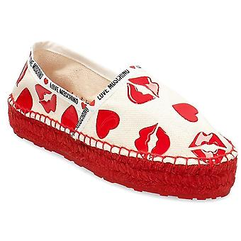 Kjærlighet Moschino JA10373G0AJMS100 universell sommer kvinner sko