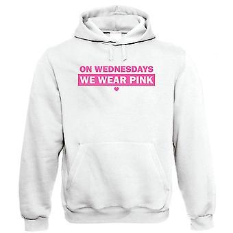 Op woensdag dragen we roze hoodie - Mean Girls Chick Flicks Movie