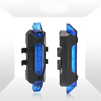 LED lampa till Xiaomi M365 elektrisk scooter - Blå