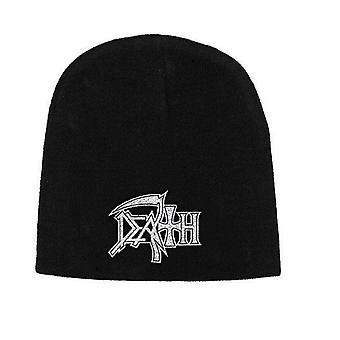 Groupe de Death Beanie chapeau bonnet noir officiel nouveau Logo