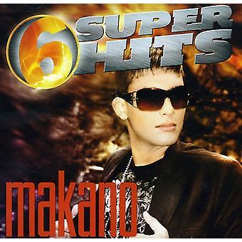 Makano - 6 Super Hits [CD] USA import