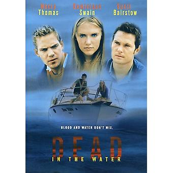 Dead in the Water [DVD] USA import