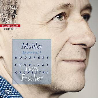 Mahler, G. / Budapest Festival Orch. / Fischer, Ivan - Symphony No.9 [SACD] USA import