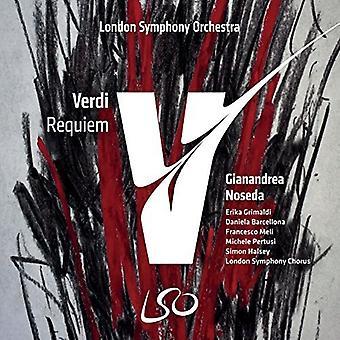 Verdi / Noseda / Grimaldi / Barcellona / Noseda - Giuseppe Verdi: Requiem [SACD] USA import