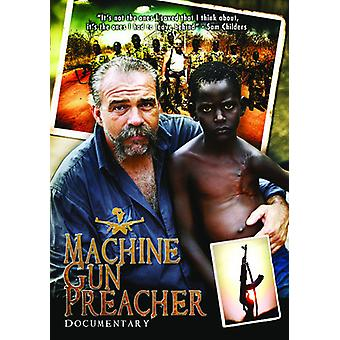 Machine Gun Preacher Documentary [DVD] USA import
