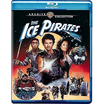 Importação de gelo USA piratas [Blu-ray]