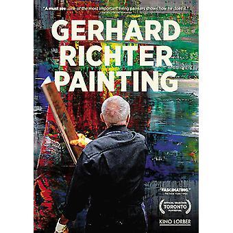 Importer des USA de Gerhard Richter peinture [DVD]