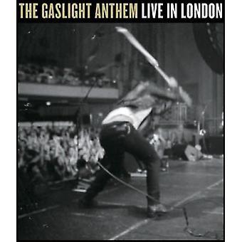 Gaslight Anthem - Live i London [DVD] USA import
