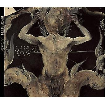Begerith - A.D.a.M. [CD] USA import