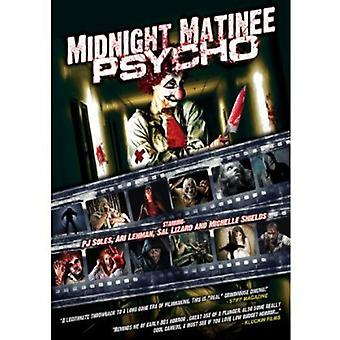 Midnight Matinee Psycho [DVD] USA import